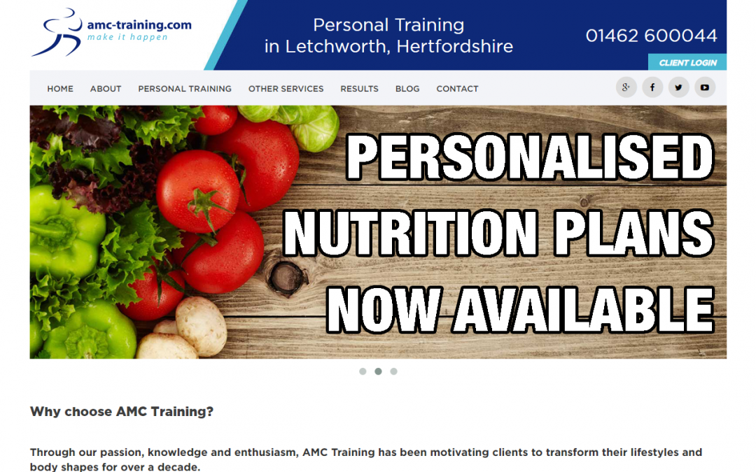 Personal Training in Letchworth, Hertfordshire