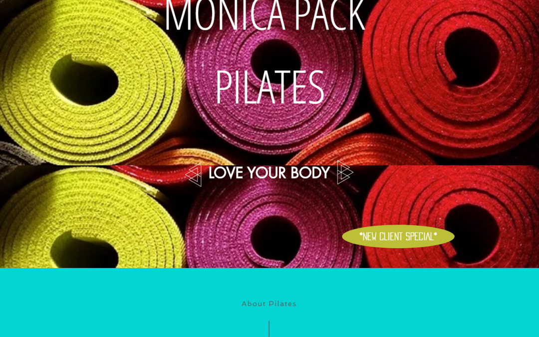 MONICA PACK  PILATES